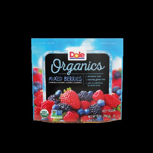 Dole Organic Mixed Berries