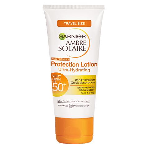 Garnier Ambre Solaire SPF 50+ Protection Lotion