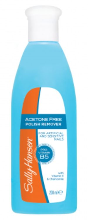Sally Hansen® Acetone-Free Nail Polish Remover