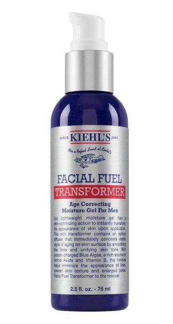 Kiehls Facial Fuel Transformer Age Correcting Moisture-Gel for Men