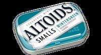 Altoids Smalls Wintergreen Sugarfree Mints Single Pack, 0.37 Ounce