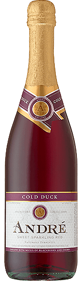 André Cold Duck Sparkling Wine