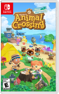 Nintendo Animal Crossing New Horizons
