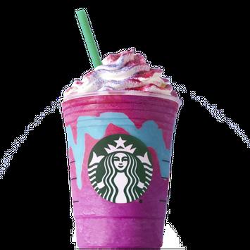 Starbucks Unicorn Frappuccino® Blended Crème