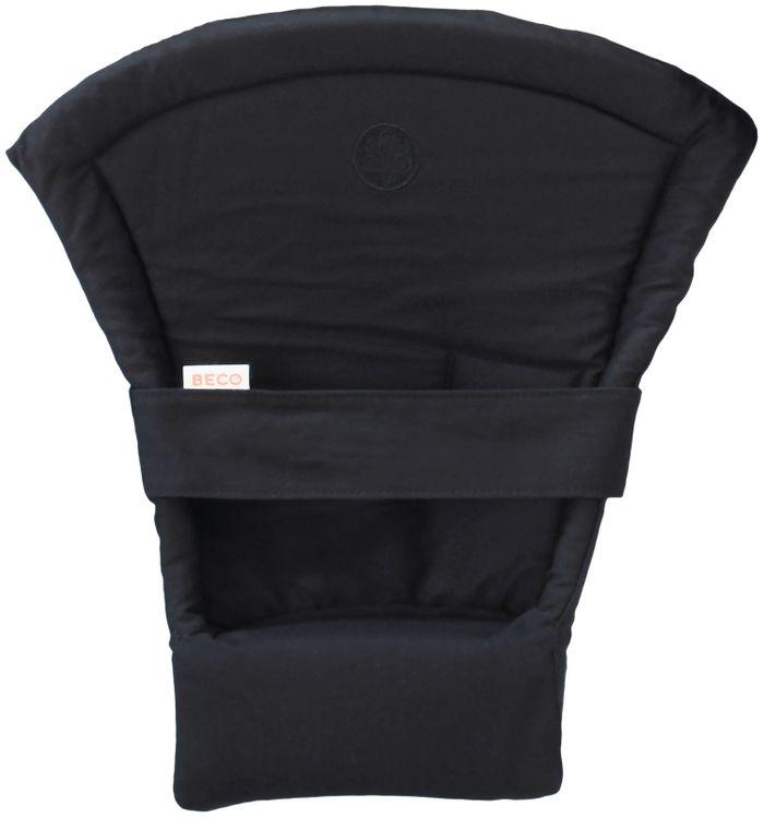 Beco Baby Carrier Beco Infant Insert - Organic Black