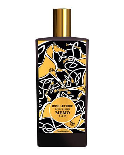 Memo Fragrances Irish Leather Eau de Parfum Spray, 200 mL