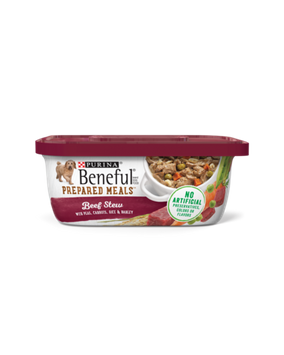 Beneful Prepared Meals Beef Stew Wet Dog Food