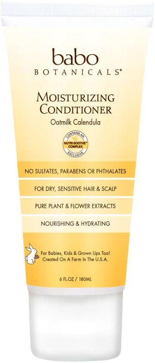 Babo Botanicals - Moisturizing Conditioner Oatmilk Calendula - 6 oz.