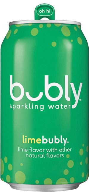 Bubly™ Sparkling Water Lime