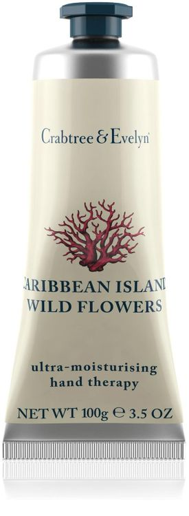 Crabtree & Evelyn Hand Therapy - Caribbean Island Wildflowers - 3.5 oz