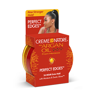 Creme of Nature Argan Oil From Morocco Perfect Edges Extra Hold