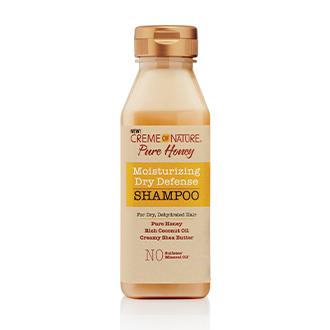 Creme of Nature Pure Honey Moisturizing Dry Defense Shampoo