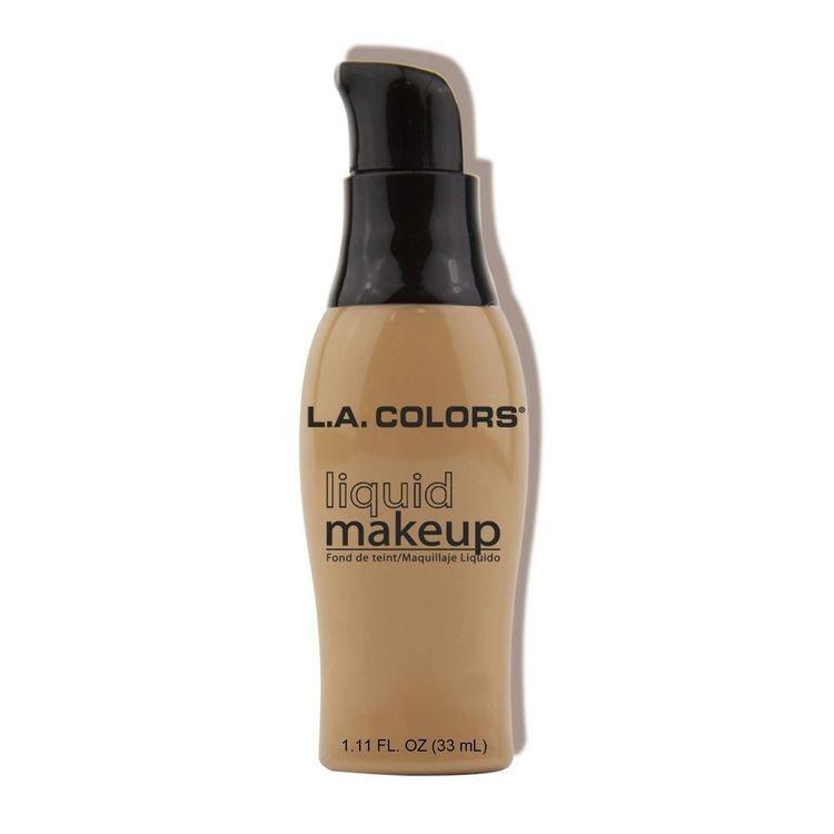 L.A. Colors Pump Liquid Makeup