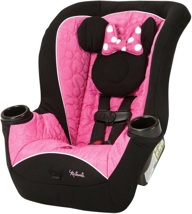 Disney By Dorel Disney Apt Convertible Car Seat - Mousekeeter Minnie - 1 ct.