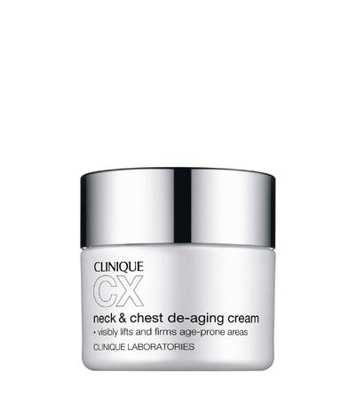 Clinique CX Neck and Chest De-Ageing Cream