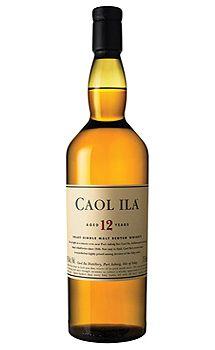 Caol Ila Single Malt Scotch 12 Yr. 750ML