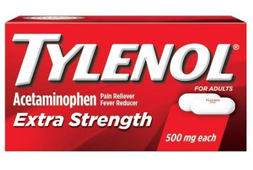 Tylenol® Extra Strength Caplets for Adults