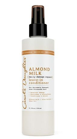 Carol's Daughter Almond Milk Leave-in Conditioner For Extremely Damaged Over-Processed Hair