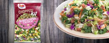 Dole Fresh Chopped Sunflower Crunch Salad Kit