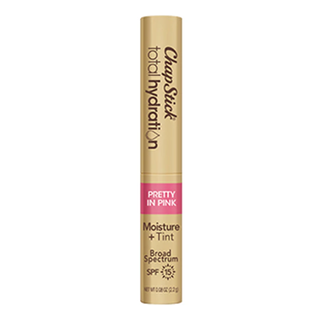 ChapStick Total Hydration Moisture + Tint SPF 15 Pretty in Pink