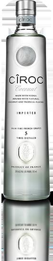 CÎROC™ Coconut Vodka