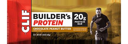 Clif Builder's Protein Bar Chocolate Peanut Butter