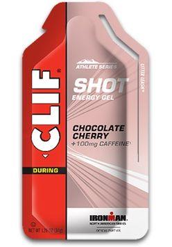Clif Shot Energy Gel Chocolate Cherry With Caffeine