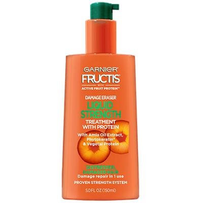 Garnier Fructis Damage Eraser Liquid Strength Treatment With Protein