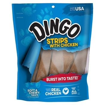 Dingo® Strips With Chicken