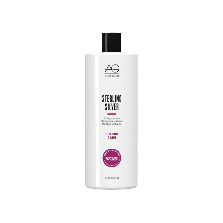 AG Hair Sterling Silver Shampoo