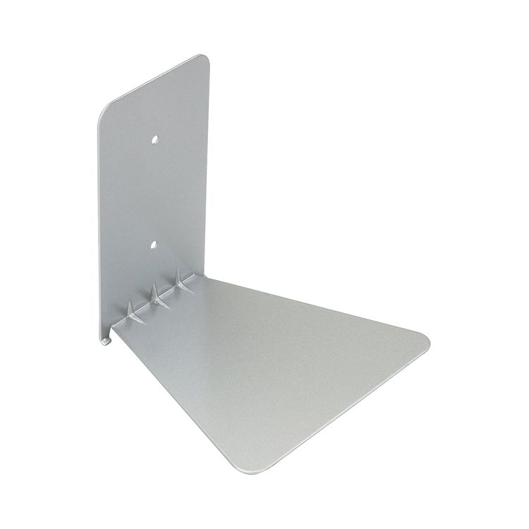 Umbra 330637-560 Conceal Wall Book Shelf, Silver