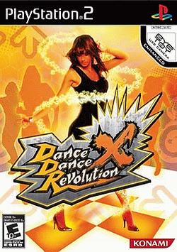 Konami Dance Dance Revolution: X - Game Only