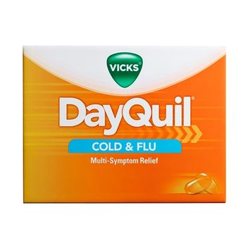 Vicks® DayQuil™ Cold & Flu Relief LiquiCaps™