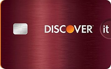 Discover it Cashback Match Credit Card