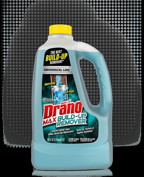 Drano Max Build-up Remover
