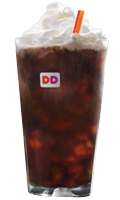 Dunkin' Donuts Sweet and Salted Cold Brew