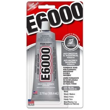 Eclectic E6000 Industrial Adhesive