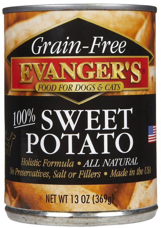 Evangers Evanger's Sweet Potato Canned 13 oz