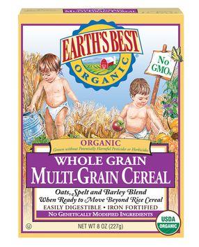 Earth's Best Organic® Multi Grain Cereal