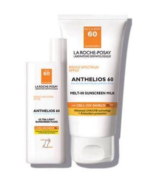 La Roche-Posay Anthelios SPF 60 Face & Body Sunscreen Set