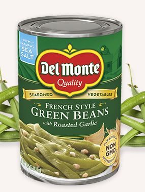 Delmonte French Style Green Beans with Roasted Garlic