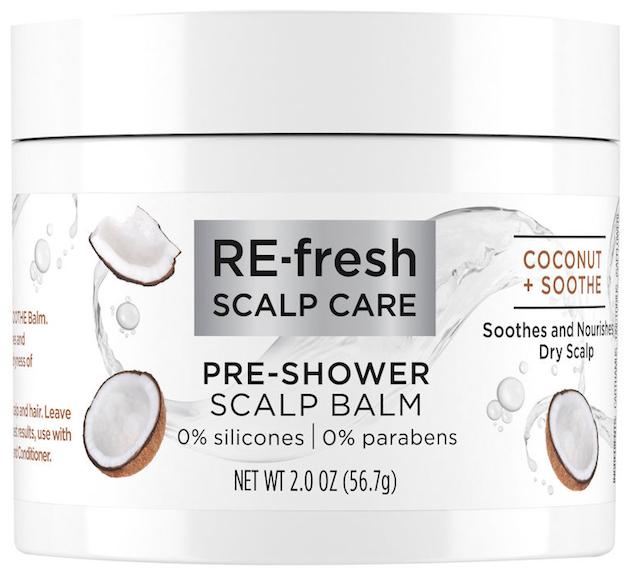 RE-fresh Scalp Care Coconut + Soothe Pre-Shower Scalp Balm
