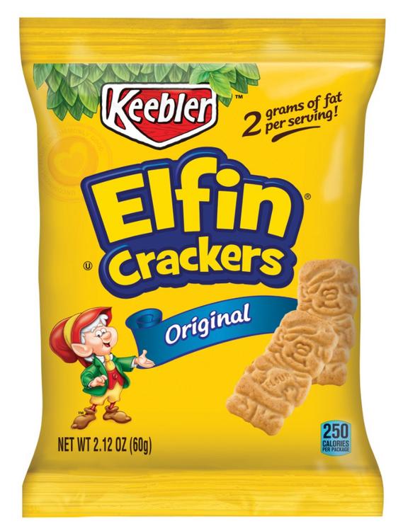 Keebler, Elfin Cookie Crackers