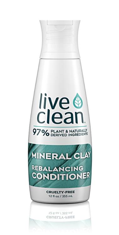 Live Clean Mineral Clay Rebalancing Conditioner