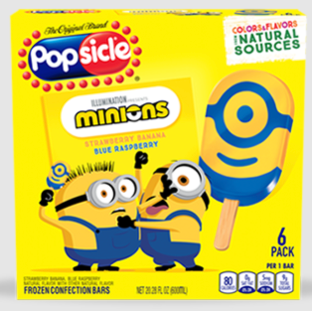 Popsicle® Minions™