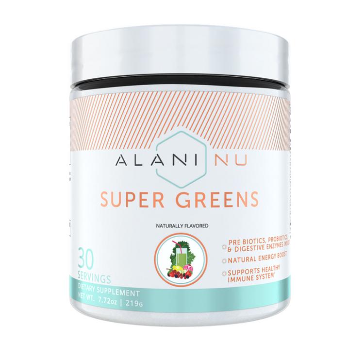 Alani Nu Super Greens 30 Serv. - New/sealed - Fast Free Shipping