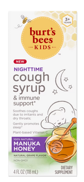 Burt's Bees Kids Nighttime Cough Syrup