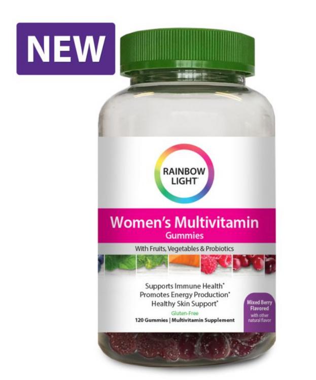 Rainbow Light Women's Multivitamin Gummies