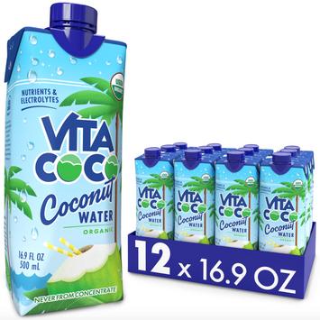 Vita Coco Coconut Water Pure Organic