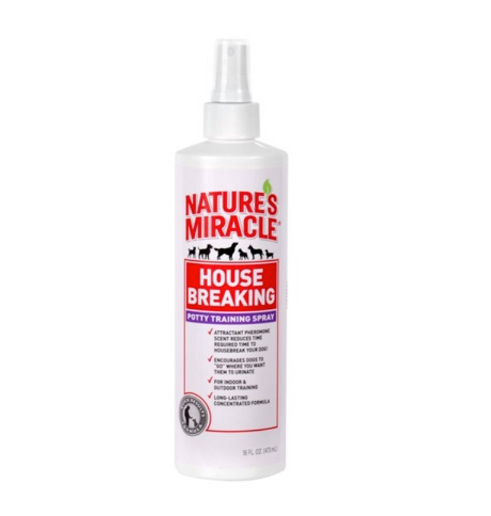 Nature's Miracle House Breaking Potty Training Spray